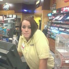 Photo taken at Exxon by Paul T. on 8/14/2011