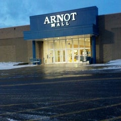 Photo taken at Arnot Mall by Sandy H. on 1/13/2012