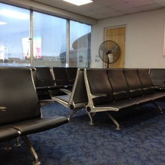 Photo taken at Concourse C by Ye W. on 5/3/2012