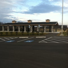 Photo taken at Wayne A Grube Memorial Park by Gregg M. on 1/1/2012