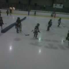Photo taken at BladeRunners Ice Complex by Brian B. on 1/15/2012