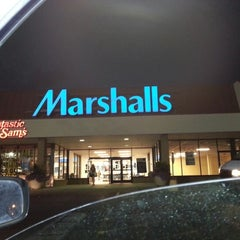 Photo taken at Marshalls by Javier C. on 7/13/2012