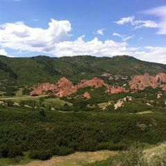 Photo taken at Roxborough State Park by Emily U. on 7/20/2011