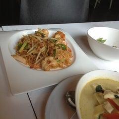 Photo taken at Chai Thai Restaurant by Ghada A. on 9/1/2012