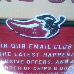 Photo taken at Chili's Grill & Bar by Simp S. on 11/25/2011