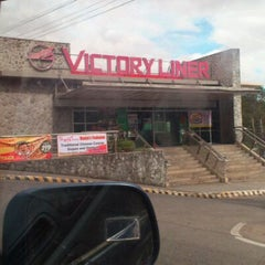 Photo taken at Victory Liner (Baguio Terminal) by Casini D. on 2/19/2012