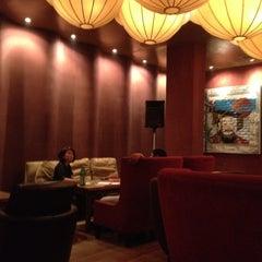 Photo taken at Xu Bar by Viet Nga K. on 5/22/2012
