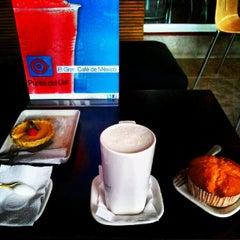 Photo taken at Café Punta del Cielo by Eduardo M. on 6/17/2012