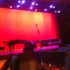 Photo taken at Cabaret Theater - Mohegan Sun by 🍸Notch 🍸 B. on 6/22/2012