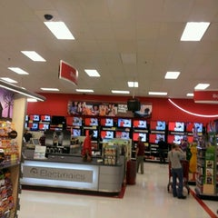 Photo taken at SuperTarget by Alex B. on 10/22/2011