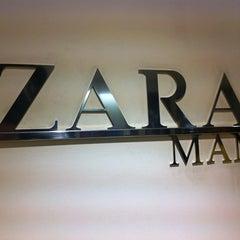 Photo taken at ZARA by Jeffry H. on 8/17/2012