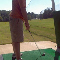Photo taken at Leatherman Golf Learning Center by Liz C. on 8/28/2011