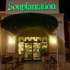 Photo taken at Souplantation by Joanna P. on 10/4/2011