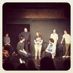 Photo taken at Upright Citizens Brigade Theatre by Jessica B. on 8/27/2012