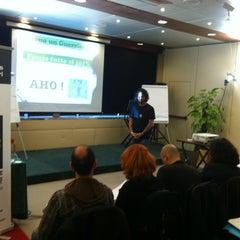 Photo taken at Compagnia della Bellezza Luca Picchio by luca p. on 5/3/2012