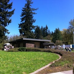 Photo taken at Gee Creek Rest Area by Heather M. on 4/21/2012