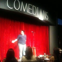 Photo taken at Comedians by Marilia A. on 8/18/2012