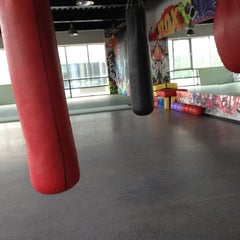 Photo taken at WeGym by Chidar on 7/1/2012