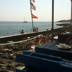 Photo taken at Lupo di Mare by Stefano L. on 8/2/2012