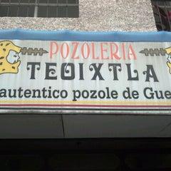 Photo taken at Pozolería Teoixtla by Carlos M. on 7/3/2012