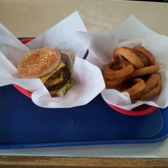 Photo taken at Burger House by Christian W. on 8/25/2012