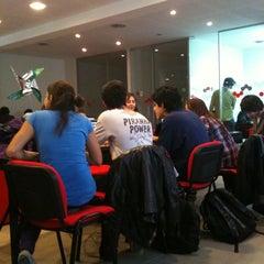 Photo taken at Facultad Comunicación y Letras UDP by Cris C. on 5/18/2012