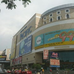 Photo taken at Megamall Pinang / Pacific Hyperstore by Ahmad Z. on 3/25/2012