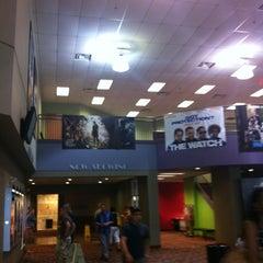 Photo taken at Regal Cinemas Clarksville 16 by Melinda M. on 6/23/2012