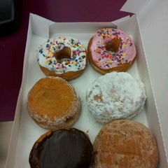 Photo taken at Dunkin' Donuts by Dawn R. on 5/1/2012