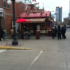 Photo taken at BeaverTails by John A. on 3/24/2012
