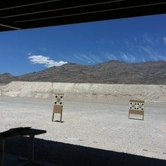 Photo taken at Clark County Shooting Park by Karen B. on 6/2/2012