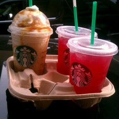 Photo taken at Starbucks by Sandra A. on 8/7/2012