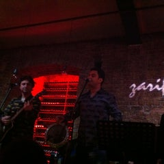 Photo taken at Zarifi Restaurant by Turan O. on 3/13/2012