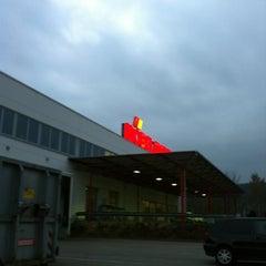 Photo taken at Möbel Martin by Svenja J. on 3/30/2012