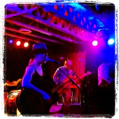 Photo taken at The Southern Café & Music Hall by Todd W. on 3/1/2012