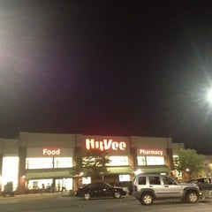 Photo taken at Hy-Vee by Joe C. on 9/3/2012