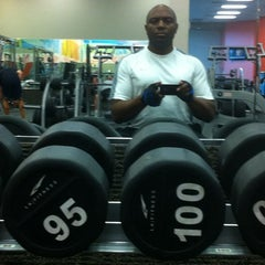 Photo taken at LA Fitness by ❤ Sean Deason ❤ D. on 9/7/2012