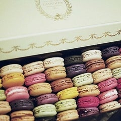 Photo taken at Ladurée by Julia M. on 8/25/2012