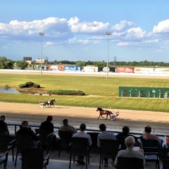 Photo taken at Scioto Downs Racino by Scott W. on 6/2/2012