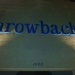 Photo taken at Throwbacks Grille & Bar by Adam J. on 3/3/2012