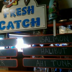 Photo taken at Fish House Grill by andrew on 9/1/2012