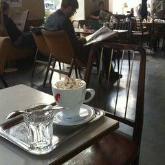 Photo taken at Café Prückel by Carmen n. on 4/19/2012