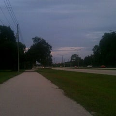 Photo taken at Pinellas County Trail by Eeryn F. on 6/29/2011