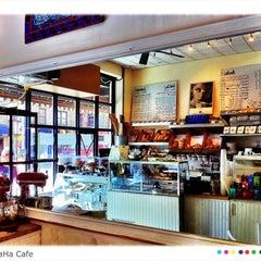 Photo taken at SpaHa Cafe by Saevar H. on 9/17/2011