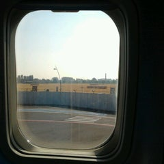 "Photo taken at Aeroporto di Parma ""Giuseppe Verdi"" (PMF) by Cristina C. on 7/7/2012"