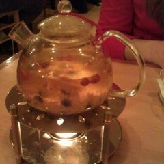 Photo taken at ZenCha Tea Salon by John H. on 1/28/2012