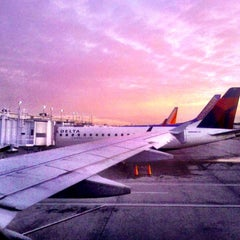 Photo taken at T.F. Green Airport (PVD) by Emily T. on 8/3/2011