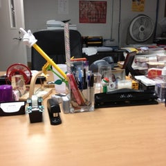 Photo taken at Marketing Office-Left Side by nicky w. on 8/30/2012