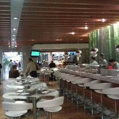 Photo taken at Lufthansa Senator Lounge by Dino S. on 10/18/2011