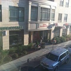 Photo taken at Hilton Garden Inn by Andrea S. on 7/3/2011